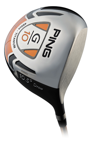 DRAW PING G10 DRIVER
